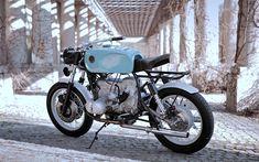 "UNIKAT MOTORCYCLE # BMW R100 ""Sculpture"""