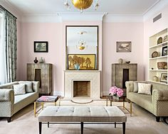 Striking Eight Story Townhouse in the Upper East Side, NY This Upper East Side Townhouse was a renovation and re-decoration project carried out by Steven Harris Architects in collaboration with interior designer Rees Roberts + Partners, located in Manhattan, New York. The process took four years to complete, which involved excavating granite bedrock to create a basement pool, wine cellar, gym, and workshop.