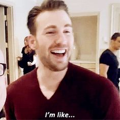 """chris evans beard...is back!! Video post interview of """"Before we go"""""""
