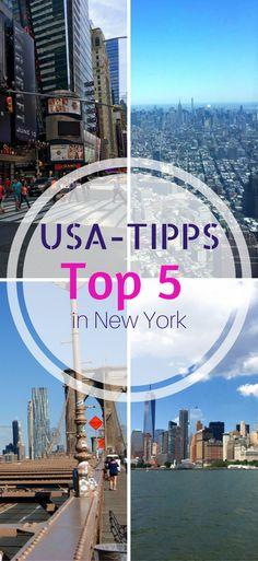 New York für Anfänger. Du planst deine erste Reise nach New York? Ich zeige dir, welche Attraktionen du bei deinem ersten Besuch in New York unbedingt besuchen musst. Mehr USA-Tipps und Tipps für deine erste Reise nach New York findest du auf meinem Reiseblog www.aiseetheworld.de #newyork #usa #newyorkpass #reisetipps