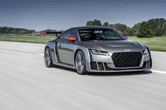 Audi TT clubsport turbo Concept: Neue Bilder und ein Video