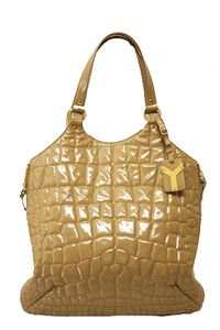 www.queebeeofbeverlyhills.com Yves Saint Laurent Nude Embossed Tribute | QueenBeeofBeverlyHills.com - YSL Handbags