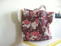 Farmers Market Tote Bag by AliceAndDorothy on Etsy, $25.00