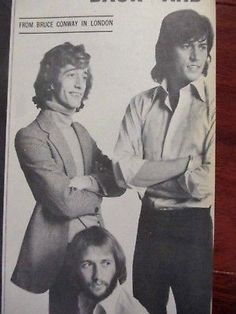 Picture 3 of 3 Robin Pictures, Marc Bolan, Vintage Bee, Barry Gibb, Band Of Brothers, Rock N Roll, 1970s, People, Robins