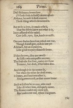 John donne metaphysical poetry