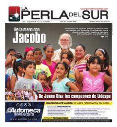 Edicion 1689  La Perla del Sur - del 13 al 19 de abril de 2016