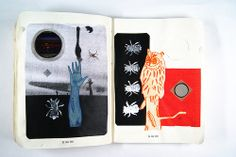 Visual Diary by Mark Oliver Adams, via Flickr