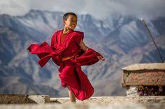 Felicidad en el Tibet