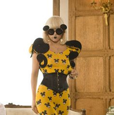 lady gaga paparazzi outfit - Google Search