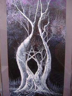 Magick Wicca Witch Witchcraft: Blessed Be, the tree spirits.
