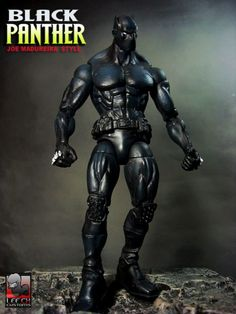 Maduriera Style Black Panther (Marvel Legends) Custom Action Figure