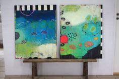 art, 2x70x90 cm