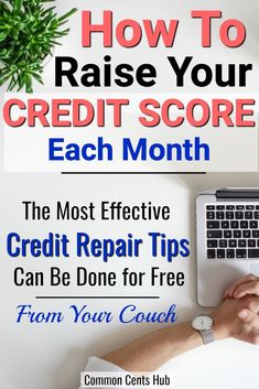 credit repair tips how to build You can raise your credit score if you use a systematic approach. The credit repair tips Ive described here can be done from home and will help to increase your credit rating. Fix Your Credit, Build Credit, Improve Your Credit Score, Fixing Credit Score, Paying Off Credit Cards, Rewards Credit Cards, Illinois, Rebuilding Credit, Check Credit Score