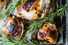 Roasted chicken plays on our primal instincts…and unless you're vegetarian,
