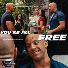 Vin Diesel Stills @vindieselgallery - Happy Toretto Tuesday!Yooying