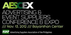 Advertising and Event Suppliers Conference and Expo 2012 Event Profile |EXLINKEVENTS - Event Management Philippines Business Events, Event Management, Philippines, Conference, Advertising, Profile, Photography, Technology, News