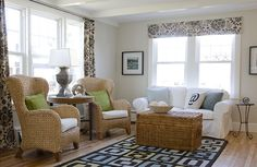 Sopo Cottage Paint Colors | SoPo Cottage: Benjamin Moore early morning mist with white dove trim