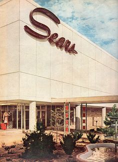 Sears in the 60's