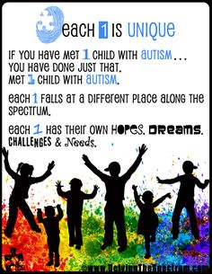 autism | Day 12: Autism Awareness Month – Empowerment! Psst, Pass it On ...