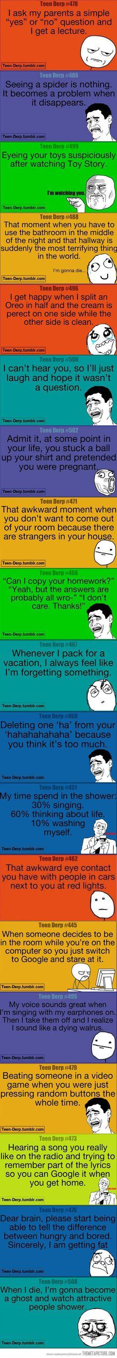 hahahaha true true true