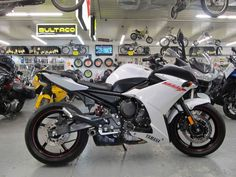 Used 2012 Yamaha FZ6 R Motorcycles For Sale in Colorado,CO. Stock# 009876**FINANCE SPECIAL, 1% OFF approved rate PLUS 90 days to FIRST Payment, with approved credit**2012 Yamaha FZ 6 R, great motorcycle!For every earth-shattering sportsbike on the market, there's an entry level version that won't give you the hardcore performance you're looking for, but will provide the kind of real-world riding that everybody just falls head over heels for.The 2012 Yamaha FZ6R is the latter one of those…