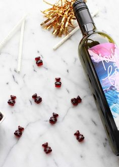 Red Wine Gummy Bears