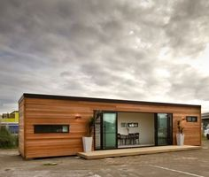 Shipping container office workshop. #containerhome #shippingcontainer