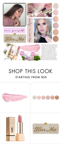 """So Sweet: Candy-Colored Lips"" by eula-eldridge-tolliver on Polyvore featuring beauty, By Terry, Deborah Lippmann, Yves Saint Laurent and Edie Parker"