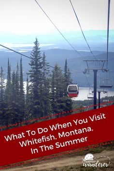 Although a popular ski destination in the winter, here are fun things to do in Whitefish Montana in the summer | Montana Trip | Montana Travel | Whitefish Montana Summer | Hiking Montana | Glacier National Park | Glacier National Park Montana | Glacier National Park Hikes | Montana Summer | Montana Vacation | Montana with Kids | Montana Things to Do | Montana Things to See | #whitefish #montana #US #USA #USTravel