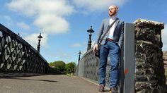 Barra Best explores County Tyrone's lost railway routes. Walk The Line, Bbc One, Episode 3, Ireland, Walking, Lost, Explore, Walks, Irish