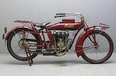 Indian 1914 Two speed Regular model 988cc 2 cyl ioe  2605