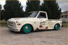 detroit steel wheel rides Thompson 1 70 Chevy C10