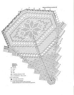 diagramme gratuit crochet d'art