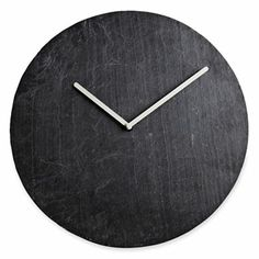 Design by Conran Slate Wall Clock - jcpenney