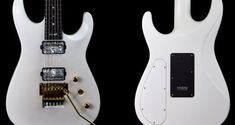Customized V25-FR plus2 27 inch scaled baritone guitar Baritone Guitar, Body Outline, Pickup Covers, Floyd Rose, Body Top, Data Sheets, Carbon Fiber, Guitars, Father