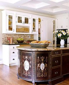 The Chinoiserie Kitchen By Chinoiserie Chic