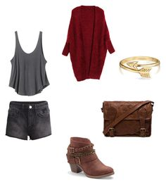 """Untitled #52"" by jc429210 ❤ liked on Polyvore featuring H&M, VIPARO, RVCA and Bling Jewelry"