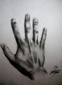 Kohlezeichnungen Kohlezeichnung meiner Hand von Joshfjames traditionelle ...  - Kunst/art - #Hand #Joshfjames #Kohlezeichnung #Kohlezeichnungen #Kunstart #meiner #traditionelle #von