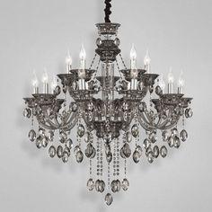 Venetian 15 light chandelier