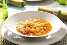 Arroz caldoso de bacalao - Recetas - Sistema de cocina premium AMC, ollas y sartenes para una cocina saludable