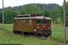 Ae 415 Type: First running axle free universal locomotive whit good power output. Producer: SLM Winterthur and BBC Build date: and 1955 Quantity. Swiss Railways, Bonde, Winterthur, Locomotive, Military Vehicles, Evolution, Engineering, Deviantart, City