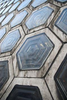 Smithfield Glass Bricks | Flickr - Photo Sharing!