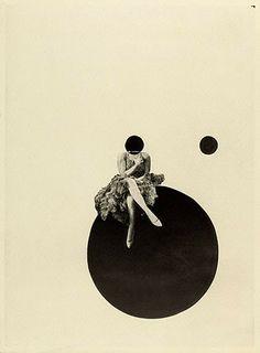 László Moholy-Nagy - The Olly Dolly Sisters - 1925