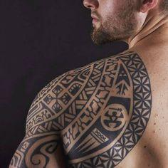 tiki-tattoos-47 #marquesantattoosmaori