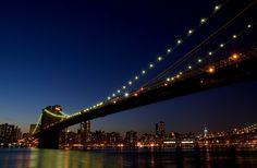 Under the Brooklyn Bridge