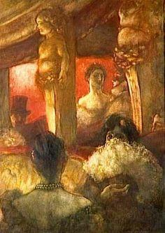Blog of an Art Admirer: Gaston de LaTouche (1854-1913) French Impressionist