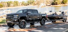 2016 Chevy Silverado Blackwidow