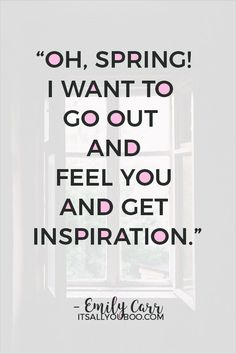 54 Inspirational Happy Easter Quotes and Spring Sayings Hd Quotes, Motivational Quotes For Success, Life Quotes, Spring Quotes, Spring Sayings, Happy Easter Quotes, Emily Carr, Personal Growth Quotes, Flower Quotes