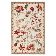 I pinned this Papyrus Rug from the French Farmhouse event at Joss and Main!