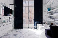 Isabelle Stanislas designed bathroom